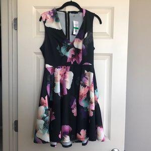 Brand New Floral Formal Dress!!